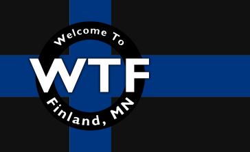 Finland MN Flag