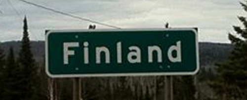 finland sign
